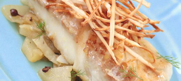 Et si on cuisinait conseils et recettes de cuisine 3 for Cabillaud fenouil
